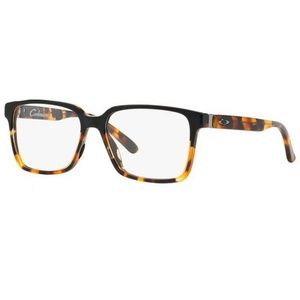 Oakley Accessories - Oakley Eyeglasses Black/Tortoise w/Demo Lens